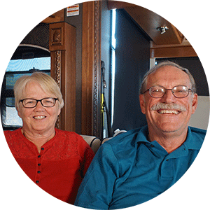 Dennis and Donna Baril